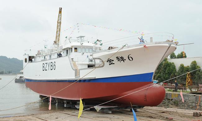 玻璃钢远洋渔船-高铁动车 渔船开发等新经济市场推动玻璃钢复材向中