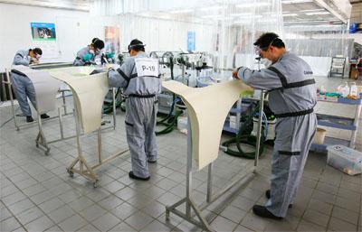 这类结构胶黏剂在汽车生产行业的需求还将继续快速