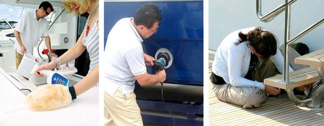 玻璃钢游艇胶衣在使用中遇到的各种问题及其对策