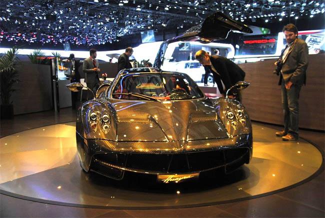 碳纤维增强复合材料在汽车工业的应用