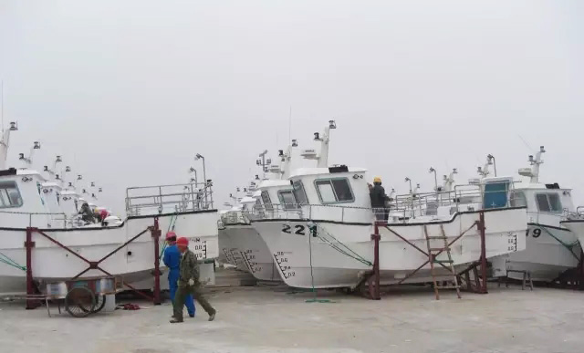 调结构的关键阶段,作为渔业装备的渔船产业更需要