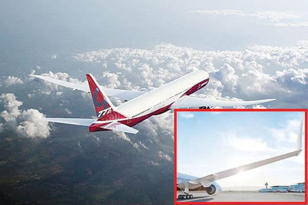 世界上最大的飞机翼展