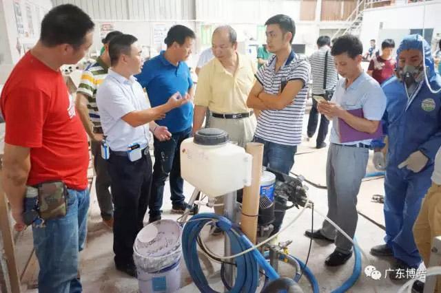 中国不饱和聚酯树脂行业协会 华南玻璃钢新技术交流培训中心第三期玻璃钢模具制作培训班-22